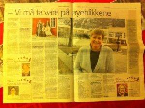 Intervju med meg i Driva